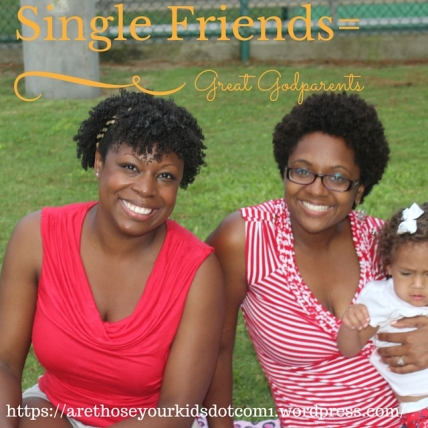 single friends as godparents