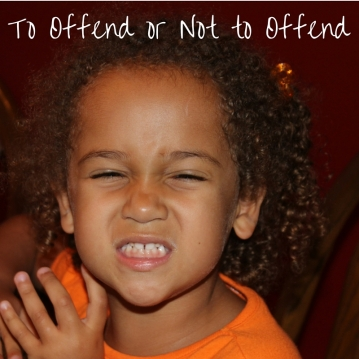 To Offend or Not to Offend