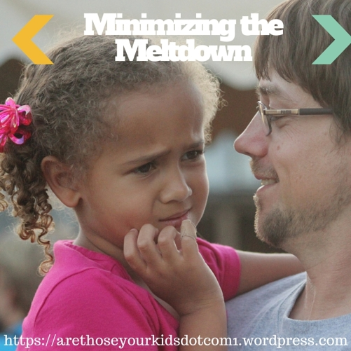 minimizing the meltdown
