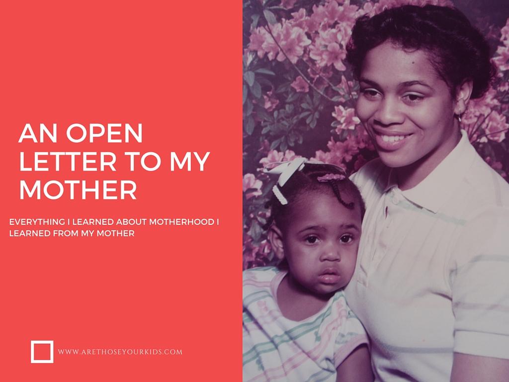 motherhood post